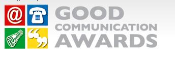 Good Communication Awards 2010