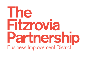 Logo of the Fitzrovia Partnership
