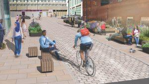Huntley Street visualisation